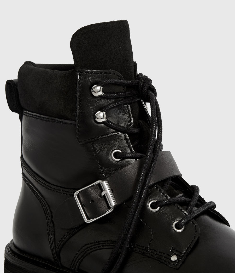 Womens Paulina Boot (black) - Image 2