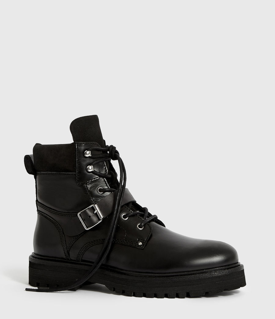 Womens Paulina Boot (black) - Image 3