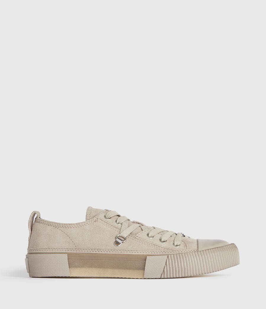 Damen Jazmin Low Top Sneaker (stone) - Image 1