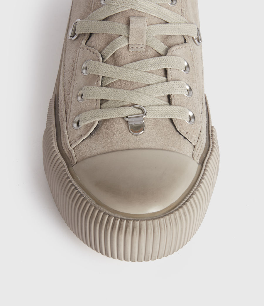 Damen Jazmin Low Top Sneaker (stone) - Image 4