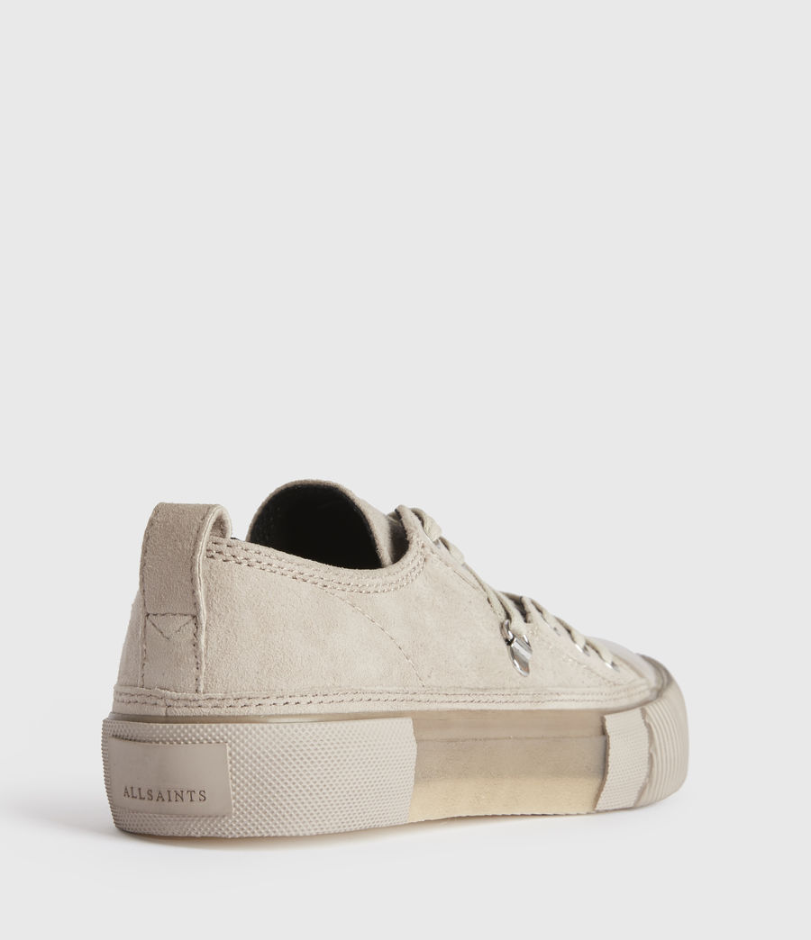 Damen Jazmin Low Top Sneaker (stone) - Image 5