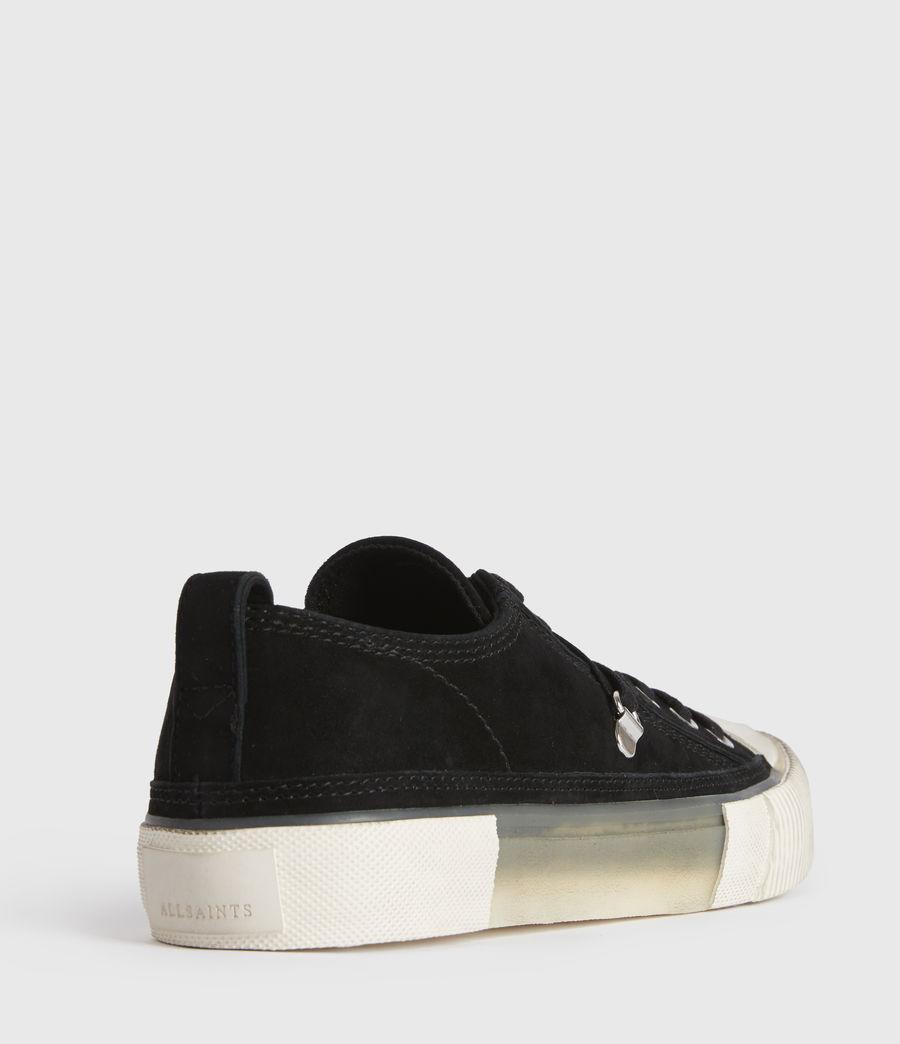 Damen Jazmin Low Top Sneaker (black) - Image 4