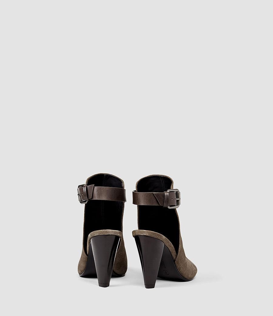 Mujer Branson Heel (dark_khaki_green) - Image 3