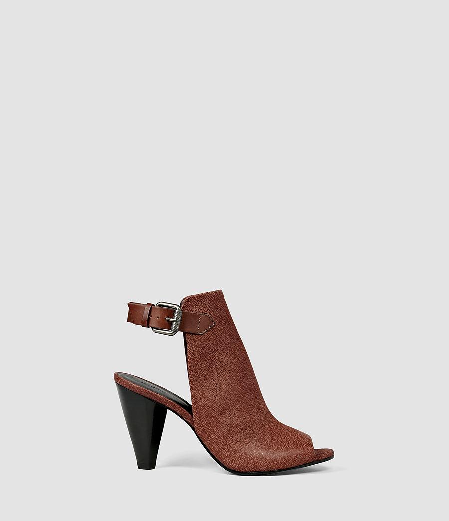 Women's Branson Heel (brick_brown) - Image 1