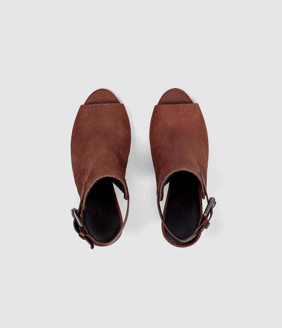 Women's Branson Heel (brick_brown) - Image 4
