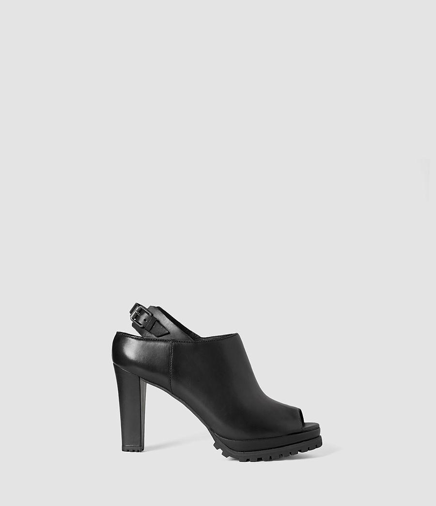 Donne Hathaway Heel (black) - Image 1