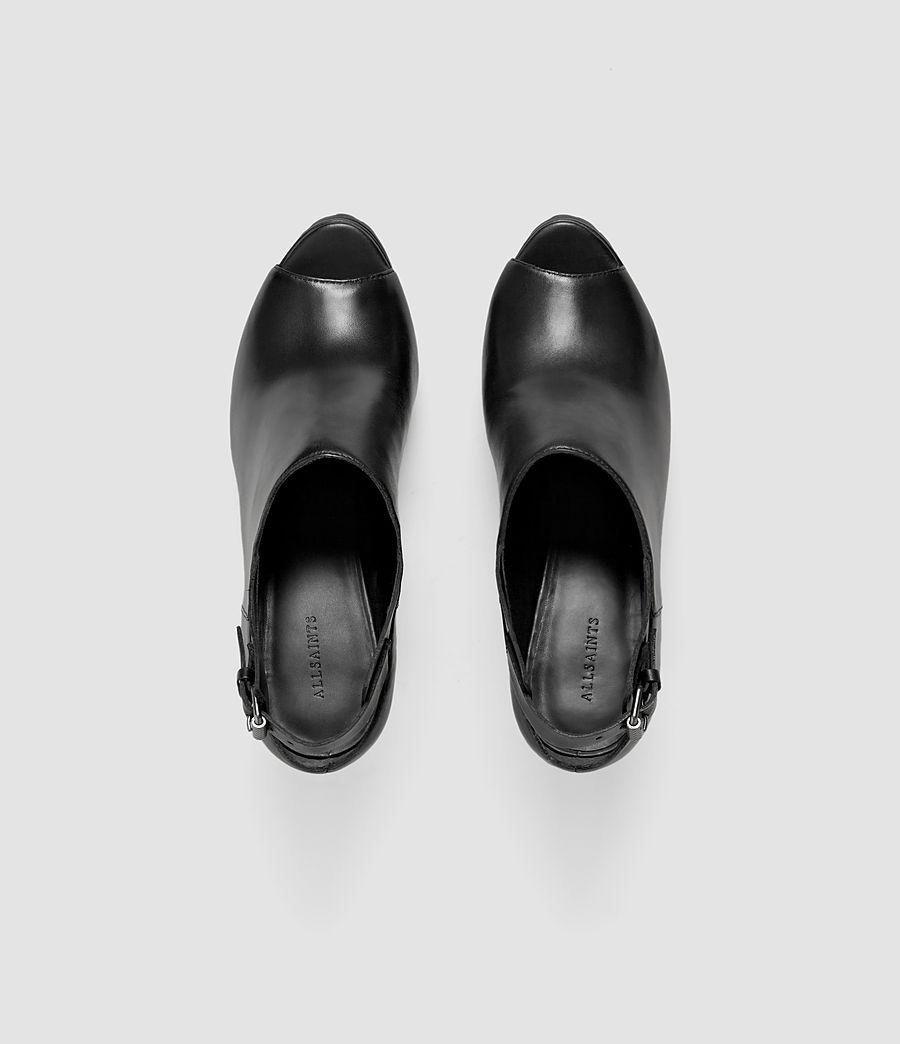 Donne Hathaway Heel (black) - Image 4