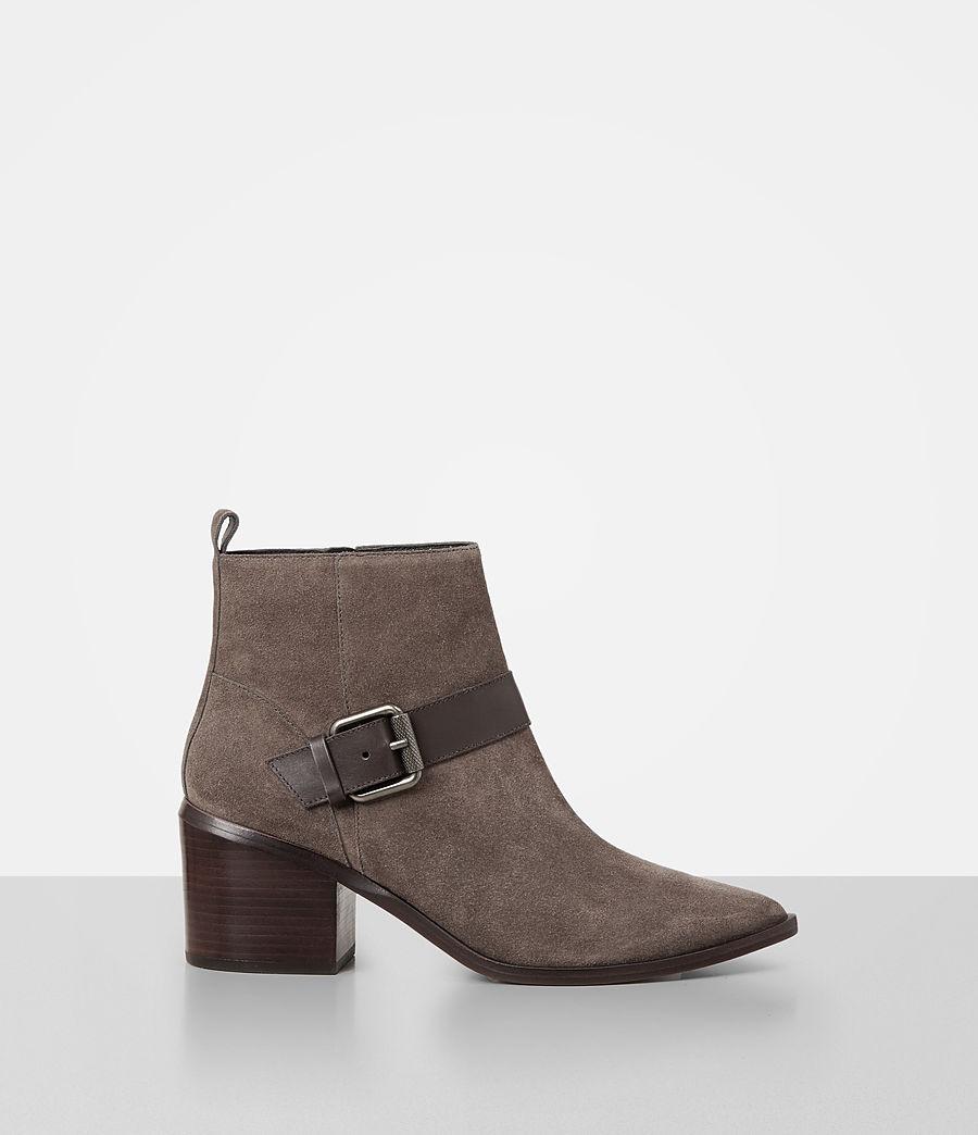 Damen Jason Suede Boot (mink) - Image 1