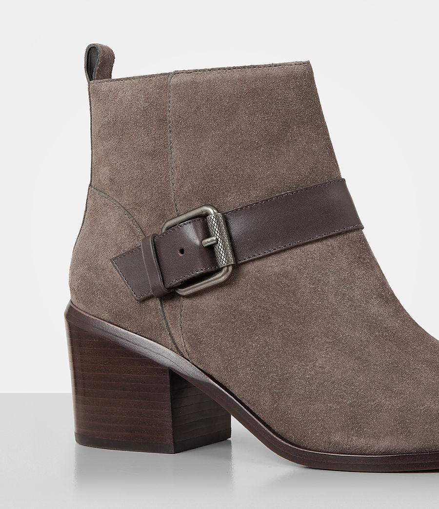 Damen Jason Suede Boot (mink) - Image 2