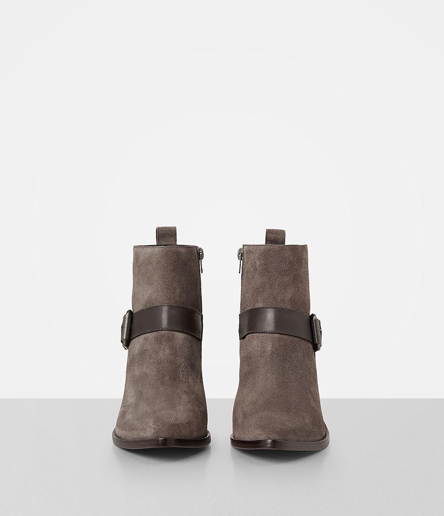 Damen Jason Suede Boot (mink) - Image 4