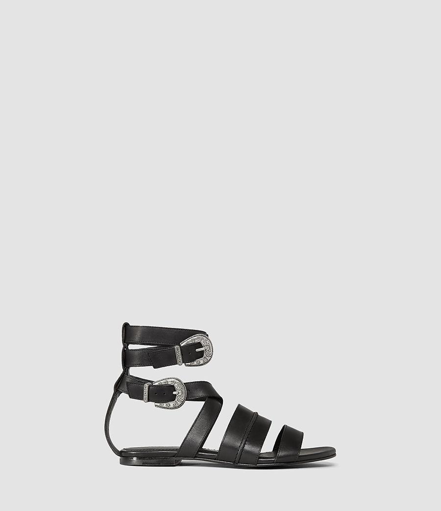 Femmes Sandales Dace (black) - Image 1