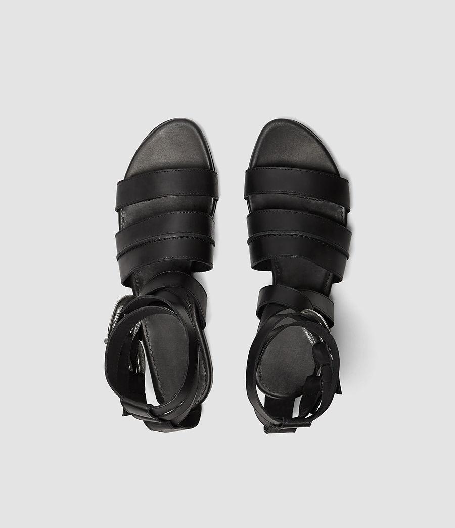 Femmes Sandales Dace (black) - Image 4