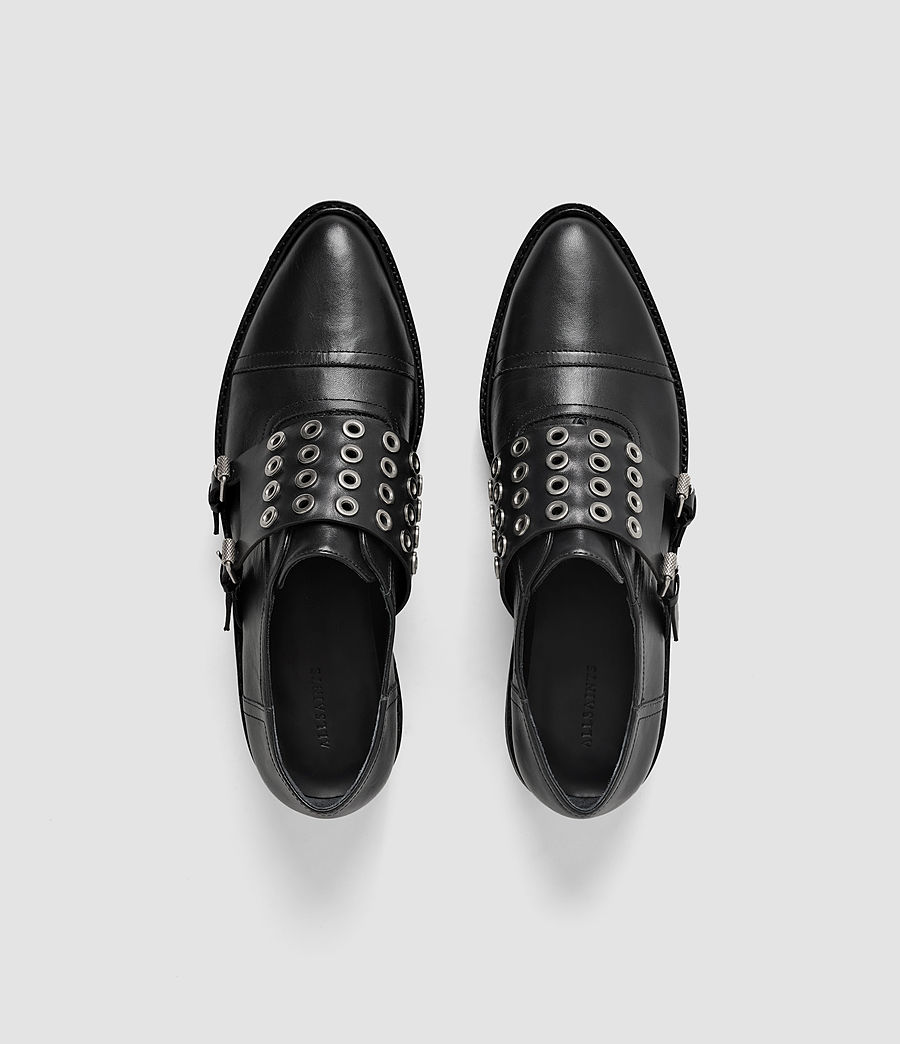 Women's Whitby Shoe (black) - Image 4