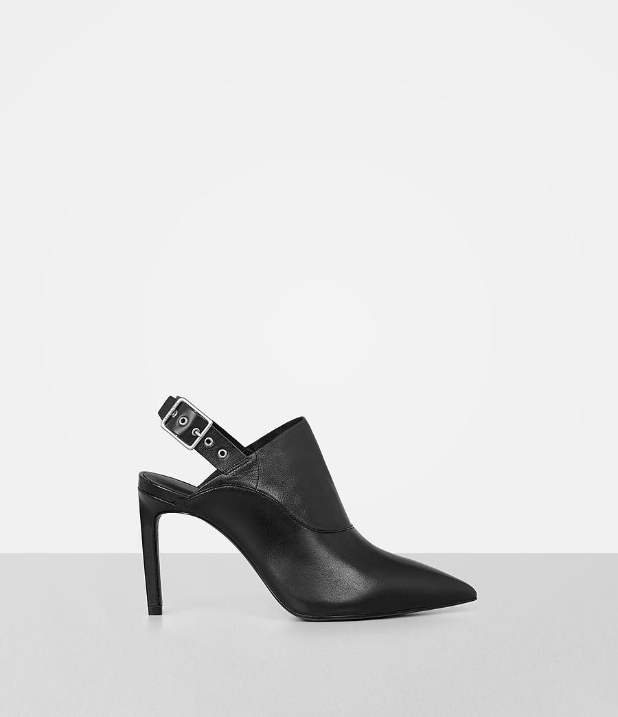 Women's Jen Heel (black) - Image 1