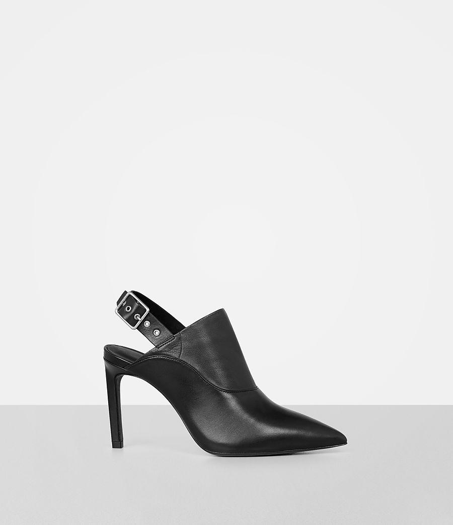Women's Jen Heel (black) - Image 3