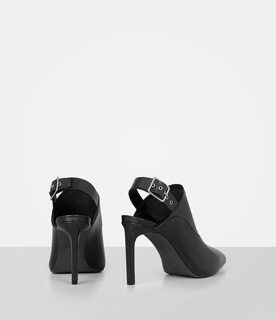 Women's Jen Heel (black) - Image 5