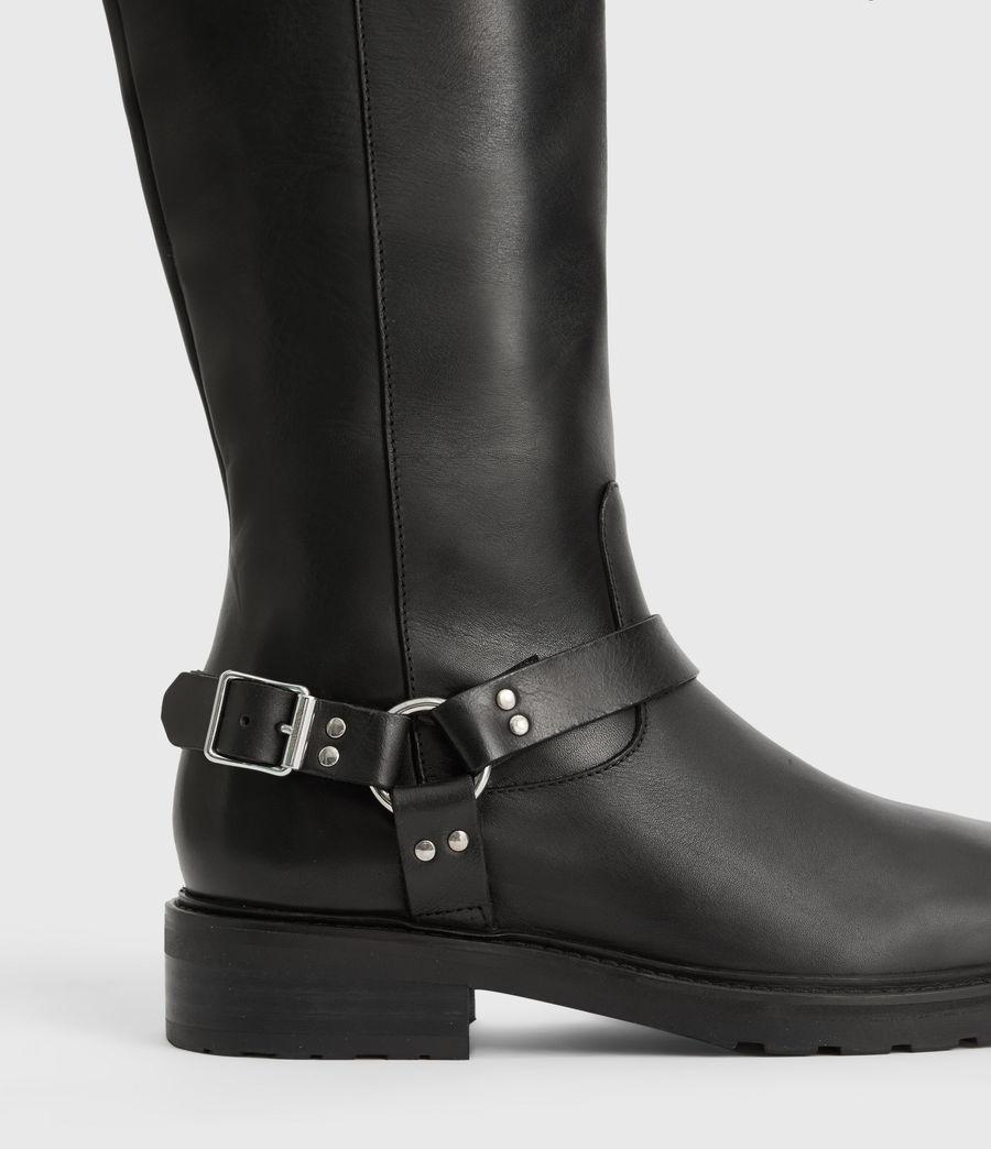 Women's Sheva Boot (black) - Image 2