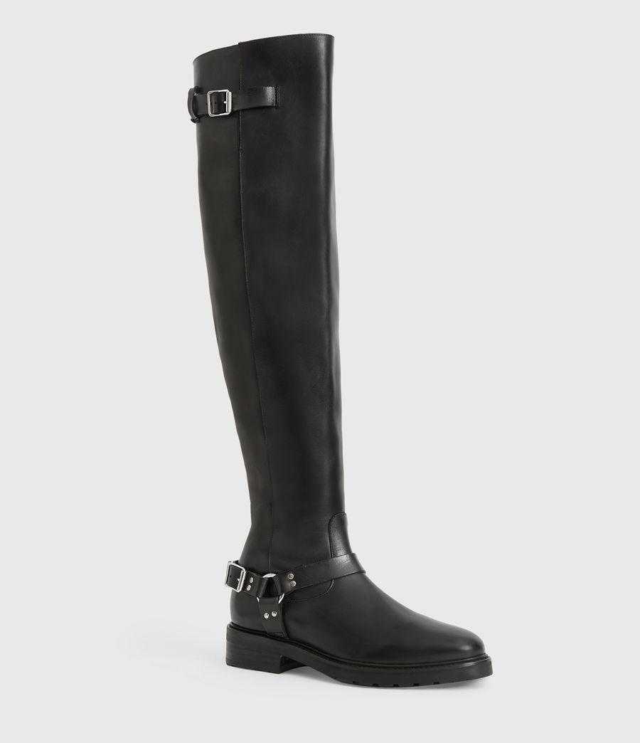 Women's Sheva Boot (black) - Image 3