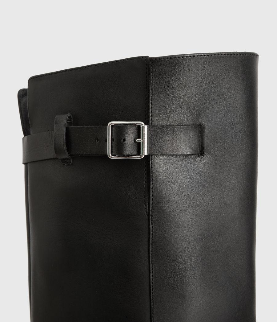 Women's Sheva Boot (black) - Image 4