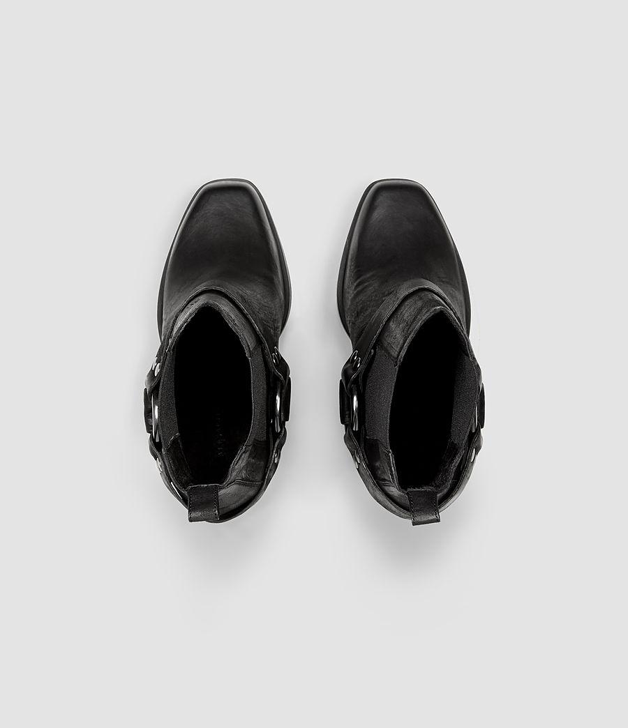 Damen Aiden Jules Boots (black) - Image 4