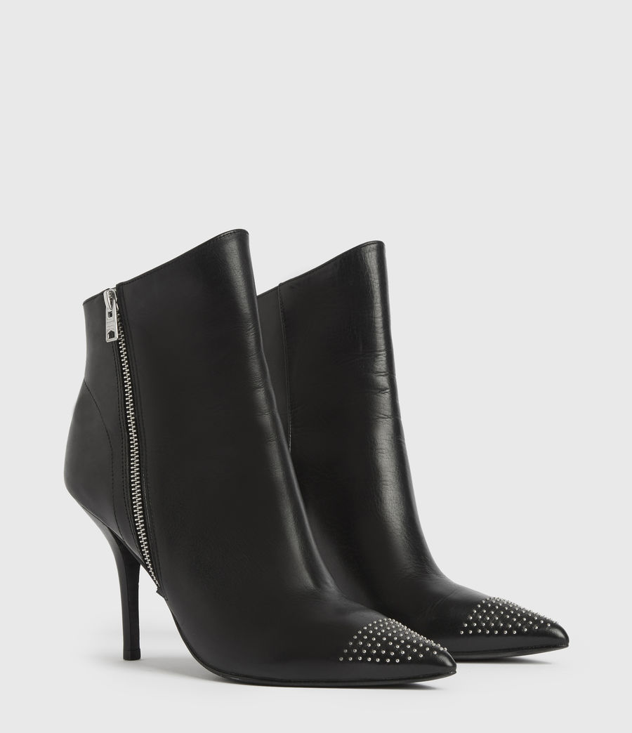Women's Valeria Boot (black) - Image 3