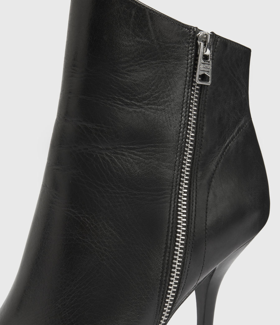 Women's Valeria Boot (black) - Image 4