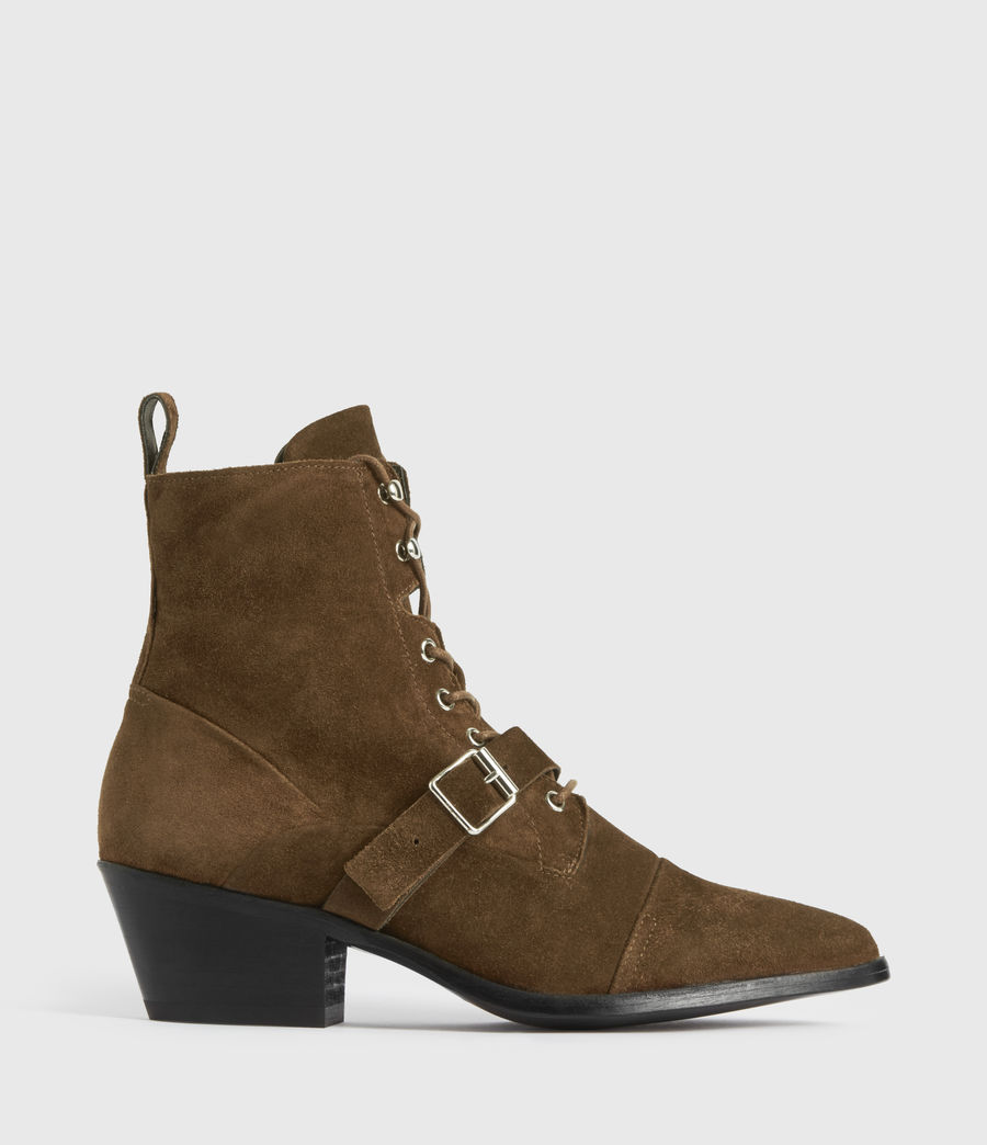 Damen Katy Boots (tan) - Image 1