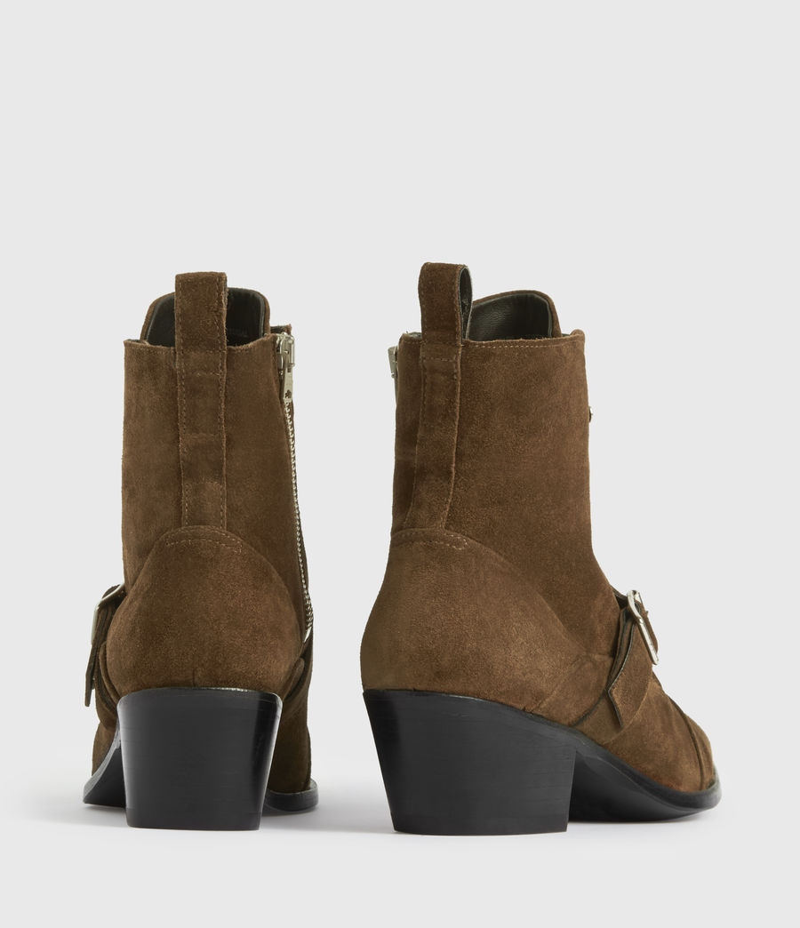 Damen Katy Boots (tan) - Image 5