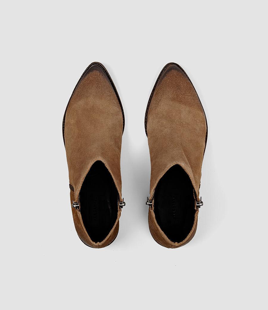 Donne Yuree Mid Boot (cognac) - Image 4