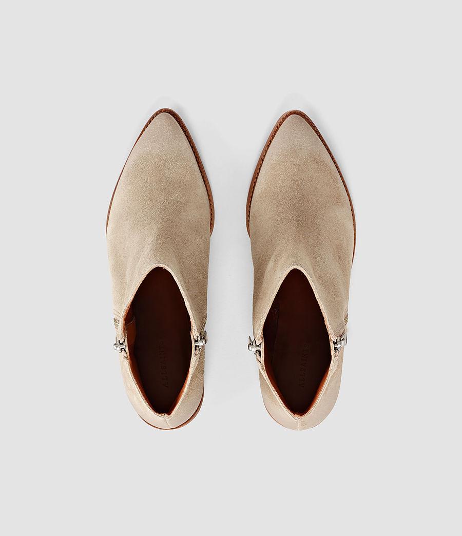 Damen Yuree Mid Boot (sand) - Image 4