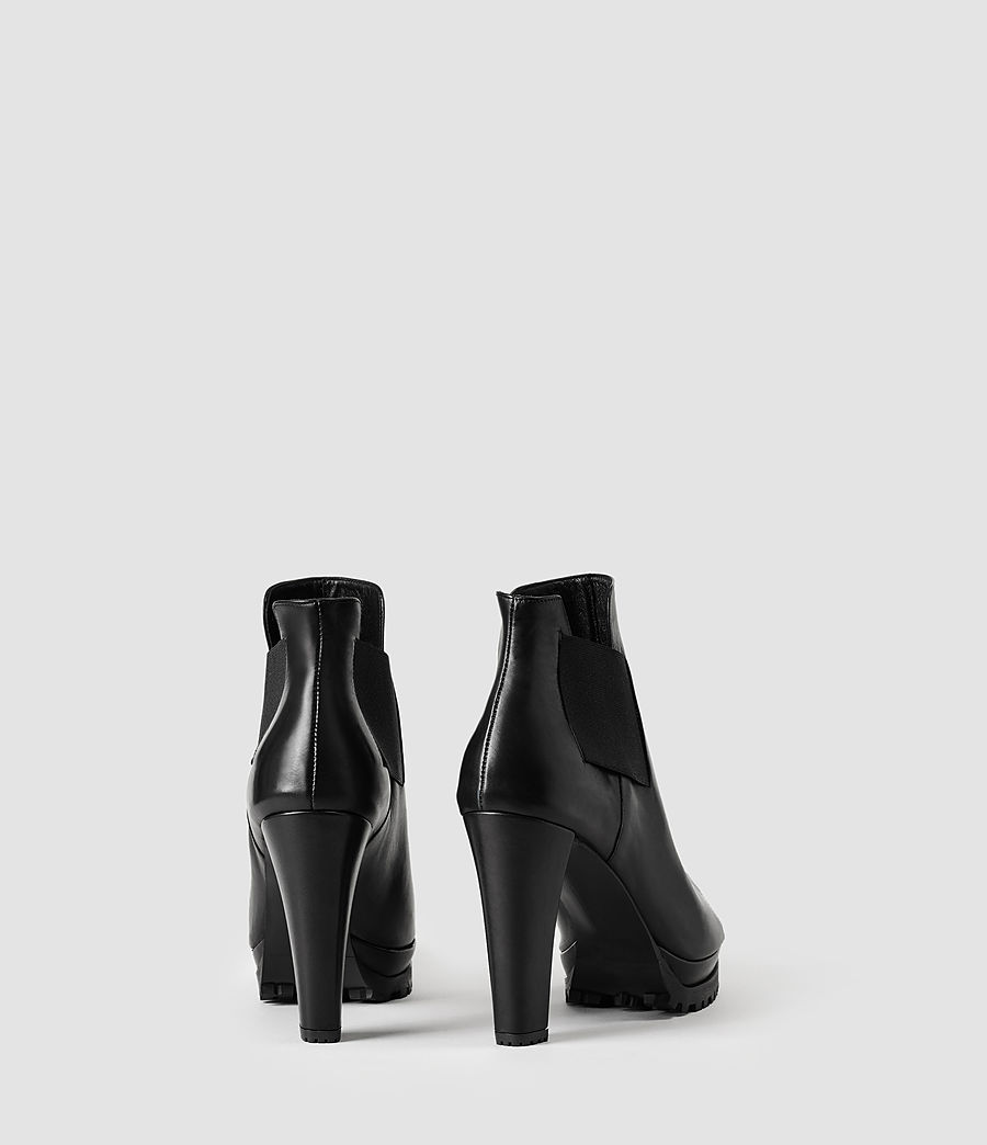 Donne Sarris Open Toe Boot (black) - Image 3