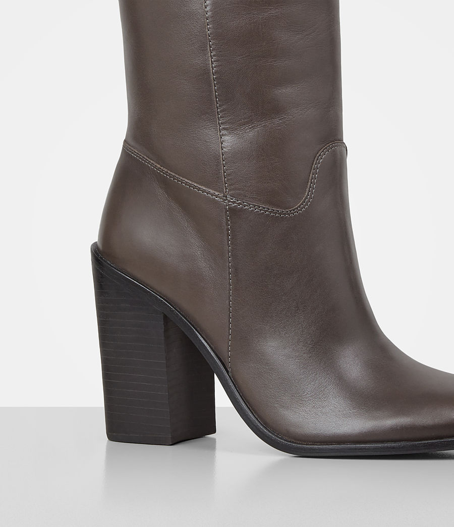 Donne Onyx Boot (mink) - Image 2