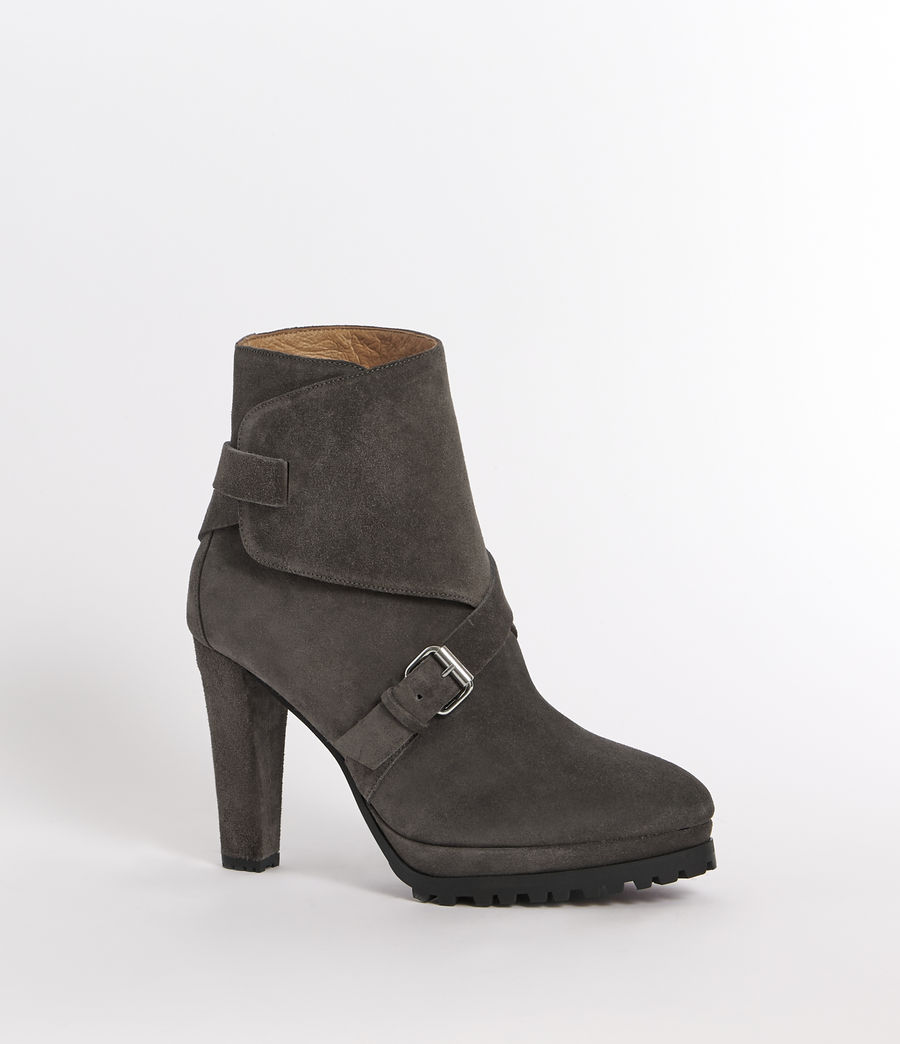 Womens Esma Boot (anthracite) - Image 3
