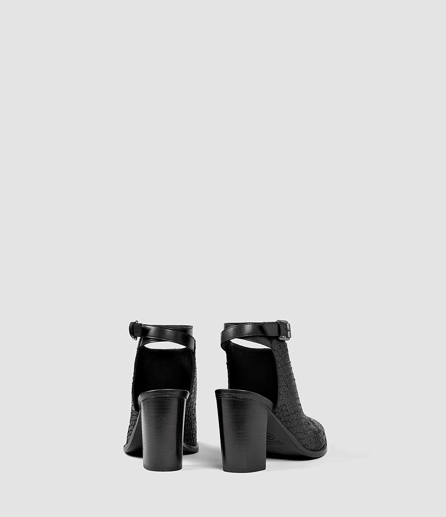Women's Ivy Heels (black) - Image 3