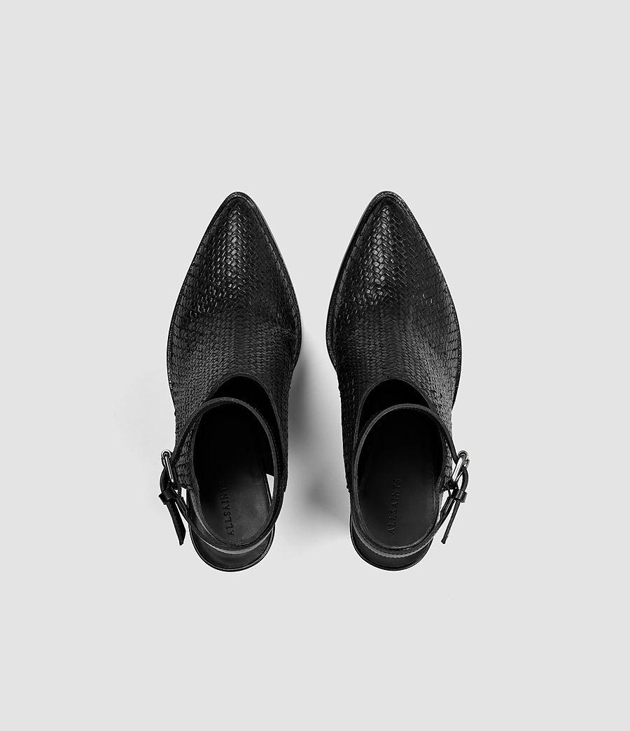 Women's Ivy Heels (black) - Image 4
