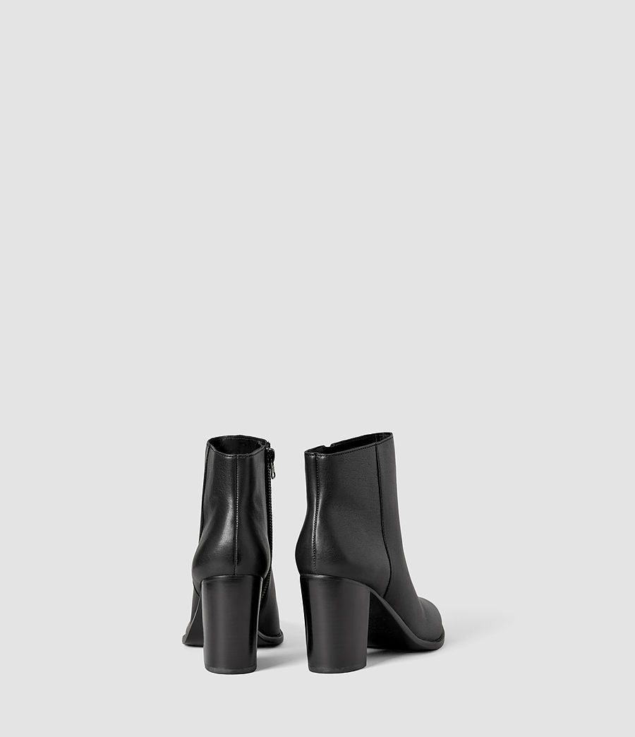 Damen Iris Heel Boot (black) - Image 3