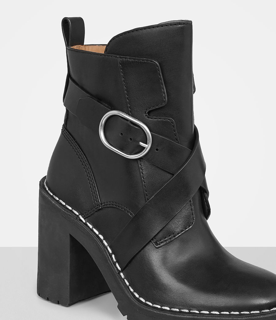 Womens Aiko Boot (black) - Image 3