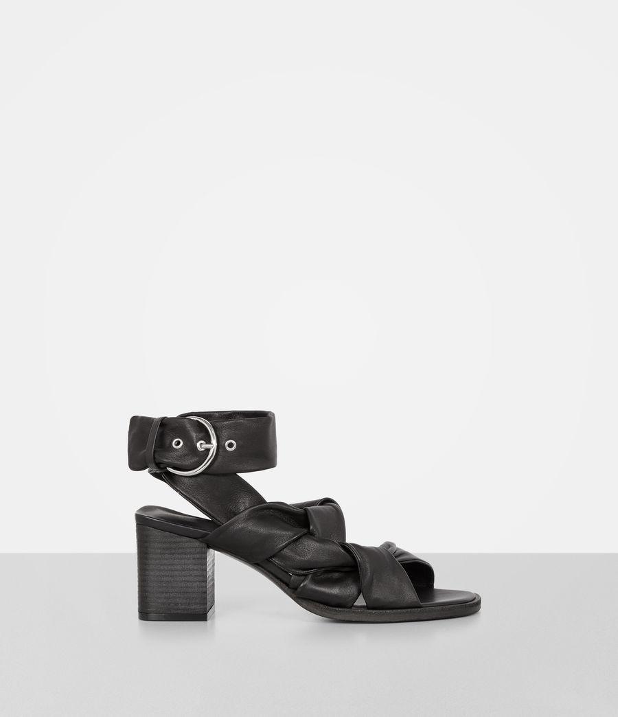 Women's Miran Sandal (black) - Image 1