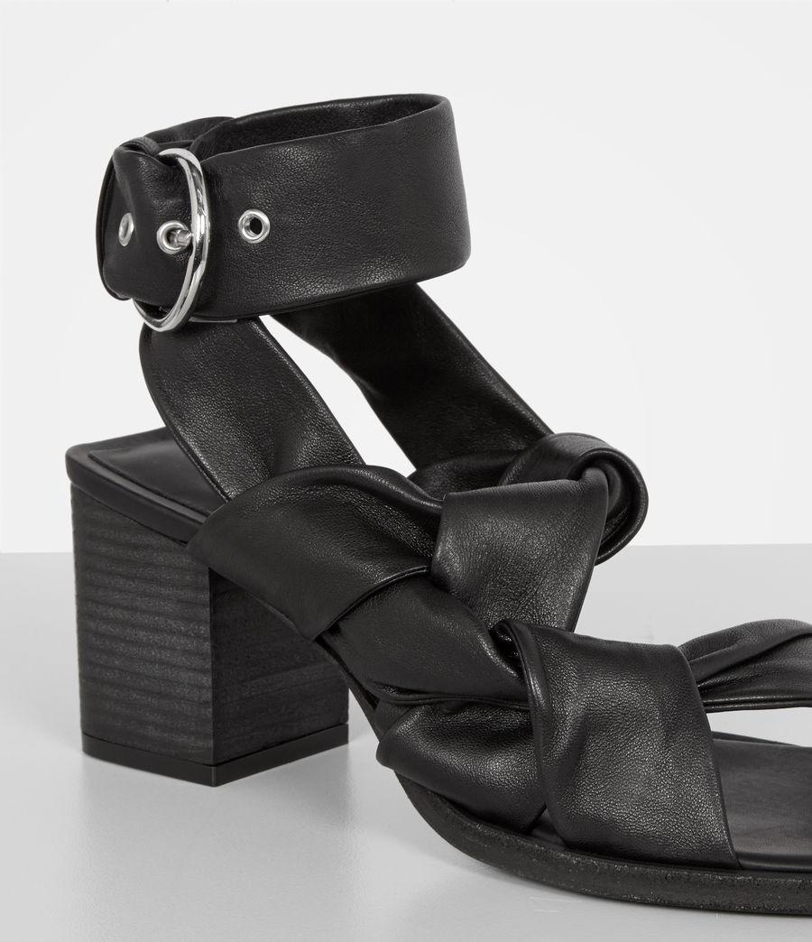 Women's Miran Sandal (black) - Image 2