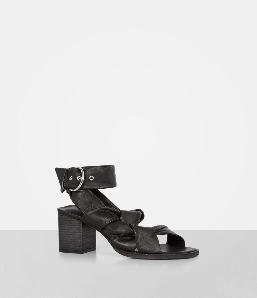 Women's Miran Sandal (black) - Image 3