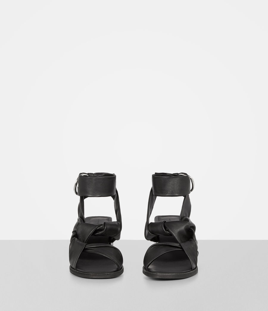 Women's Miran Sandal (black) - Image 4