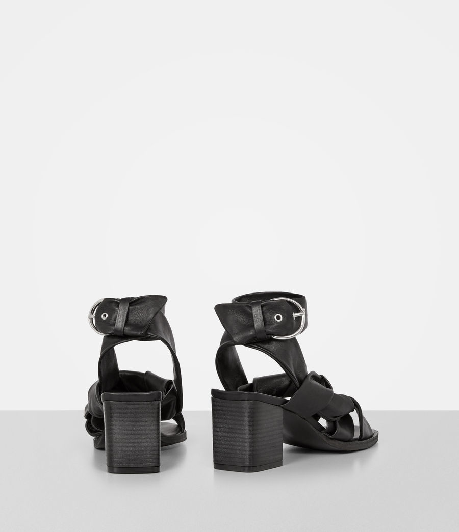 Women's Miran Sandal (black) - Image 5