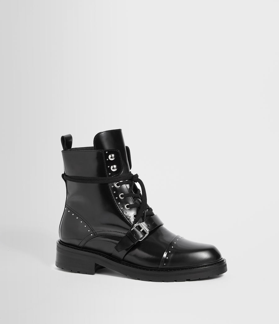Mujer Dayna Boot (black) - Image 3