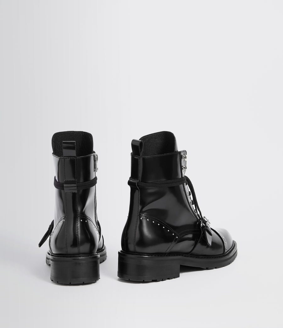 Mujer Dayna Boot (black) - Image 5