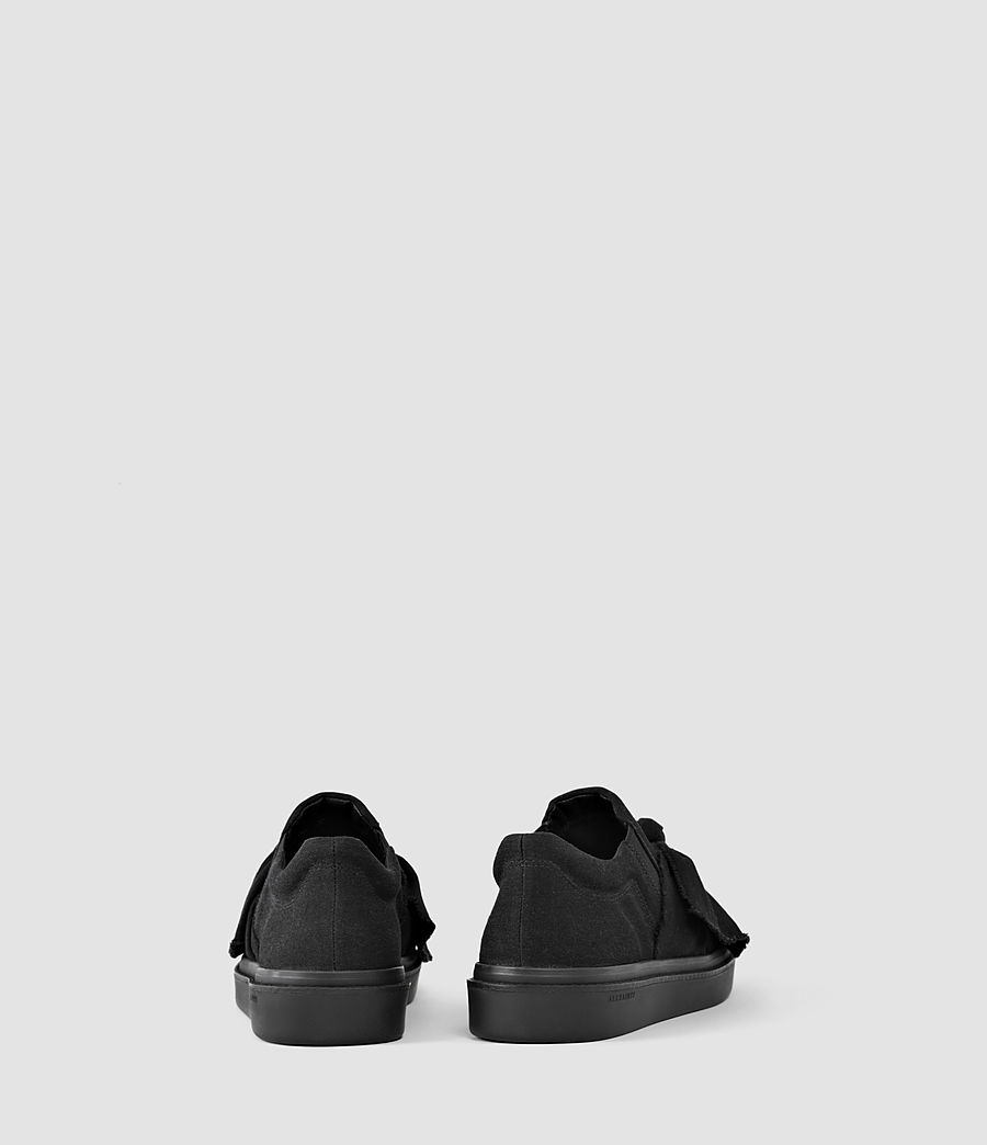 Mujer Zale Low Top (washed_black) - Image 3