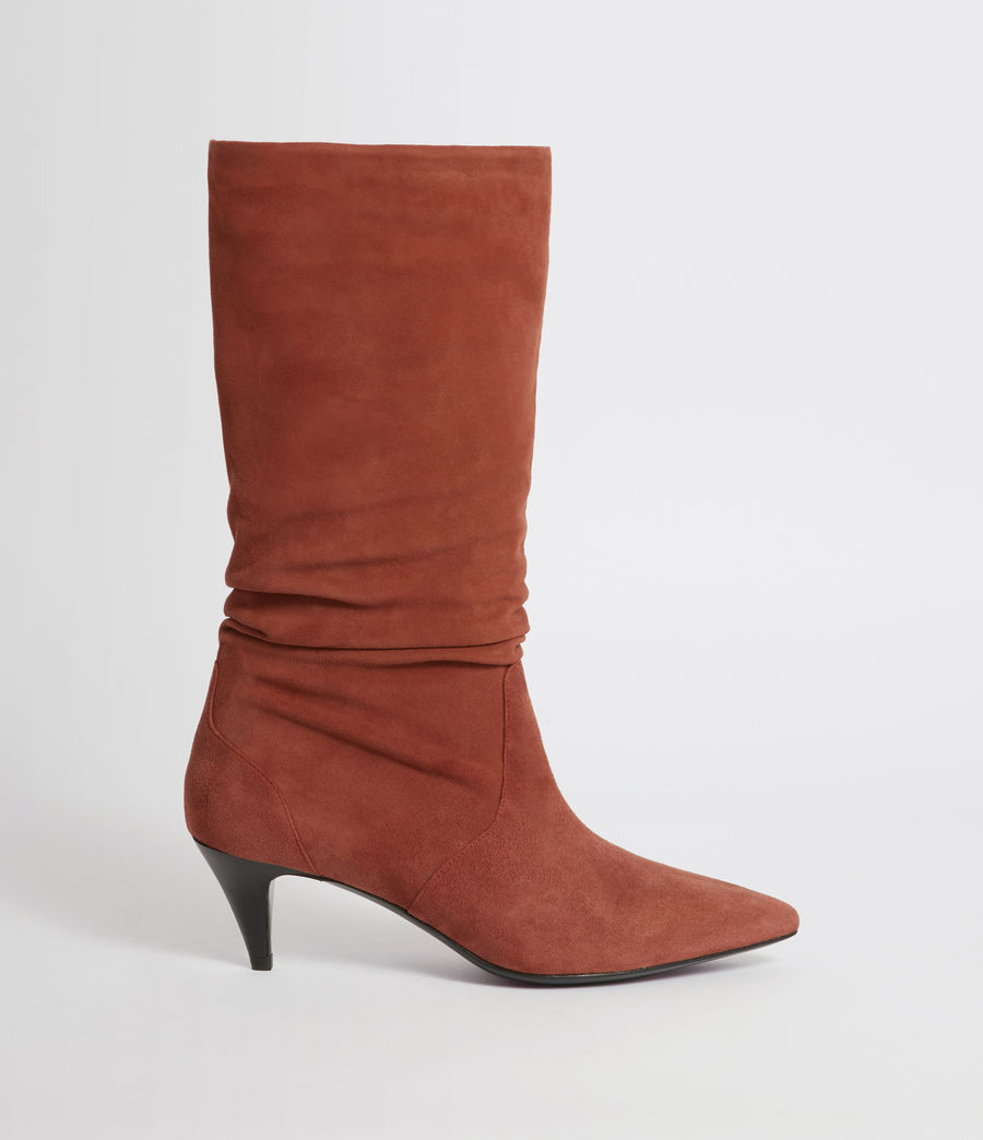 Womens Asla Boot (tuscan_red) - Image 1