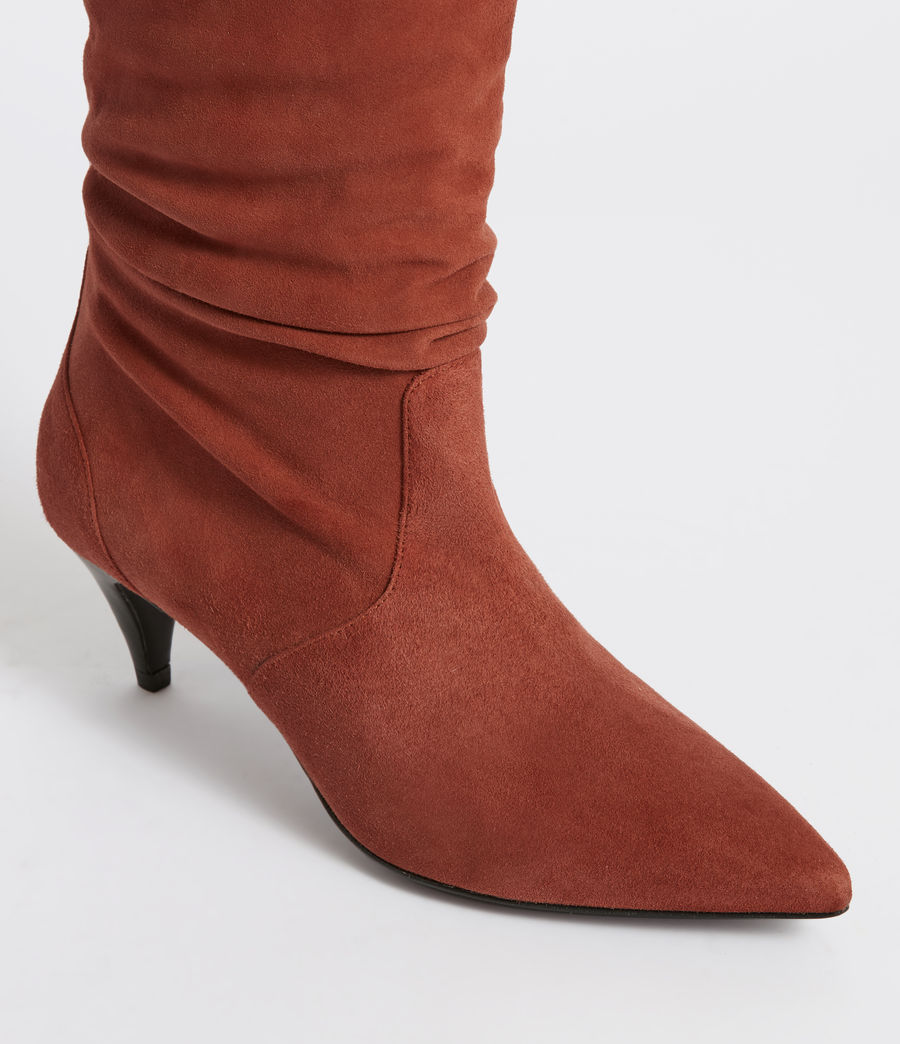 Womens Asla Boot (tuscan_red) - Image 2