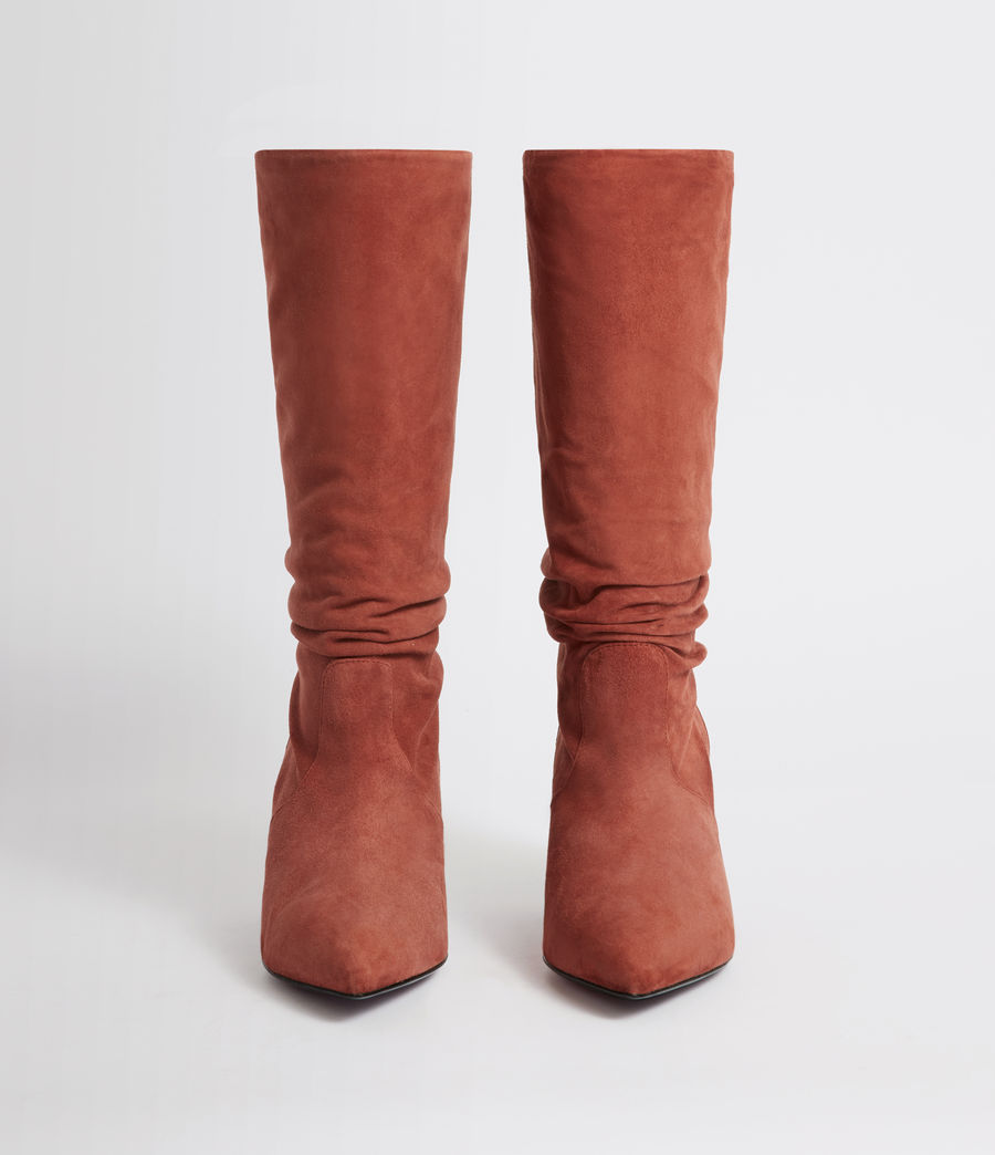 Womens Asla Boot (tuscan_red) - Image 3