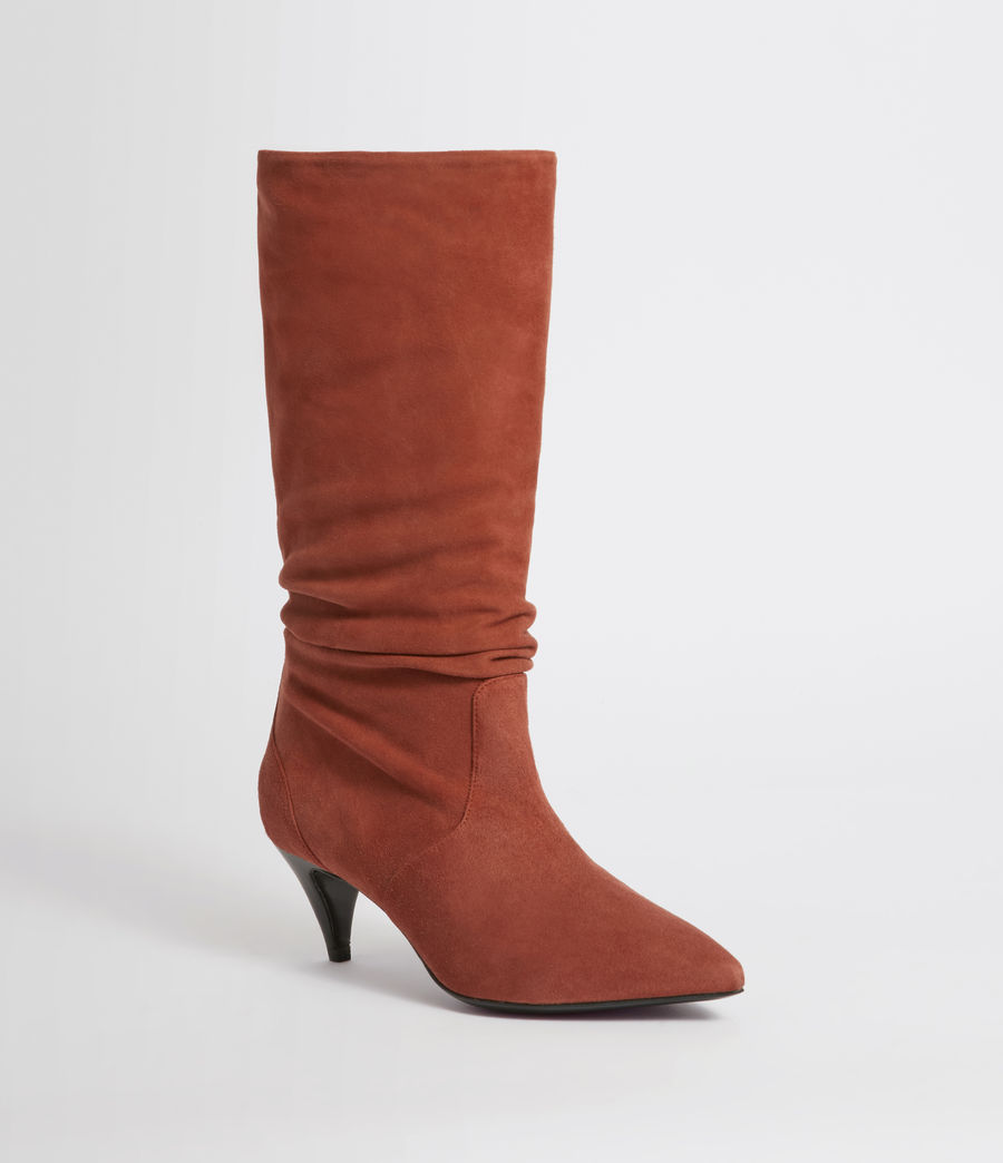 Womens Asla Boot (tuscan_red) - Image 4