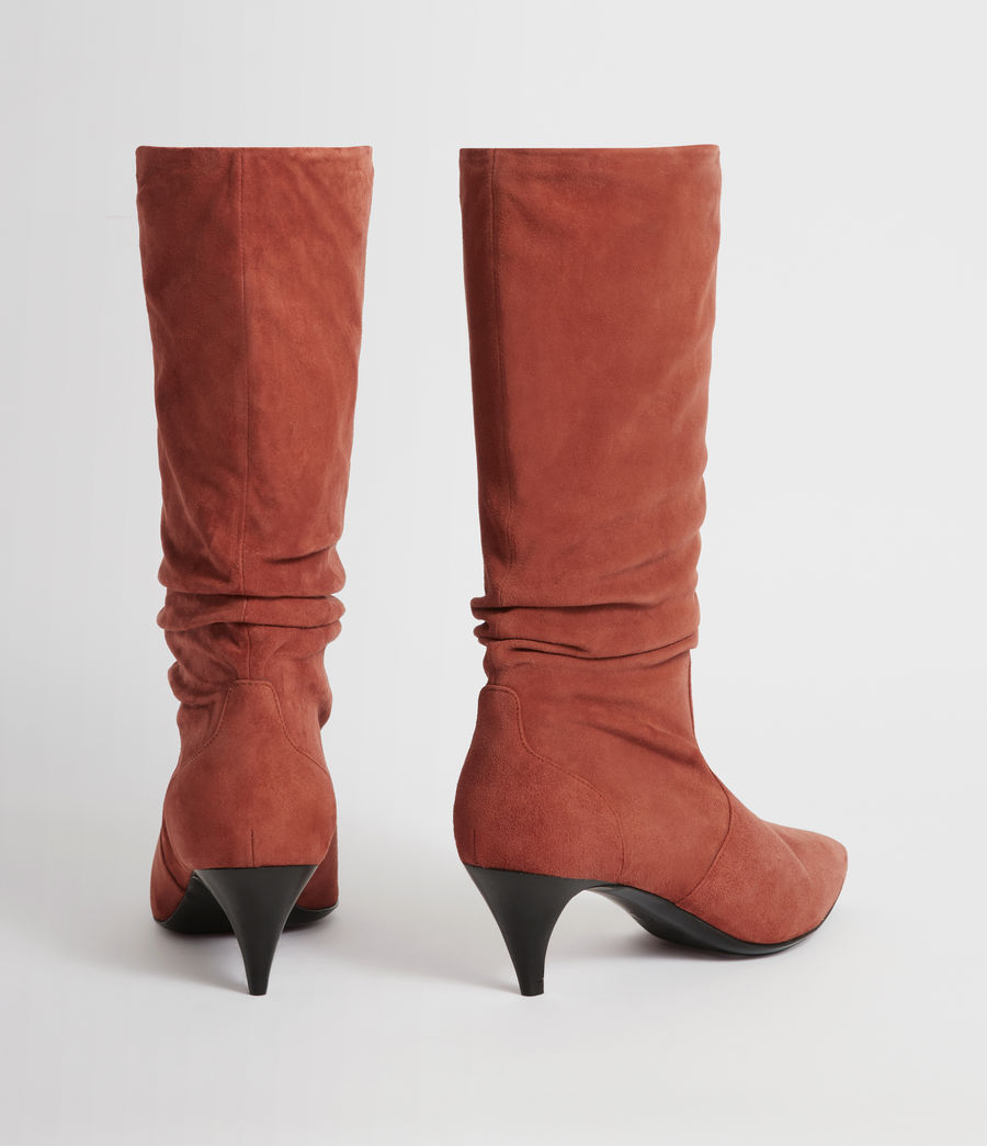 Womens Asla Boot (tuscan_red) - Image 5